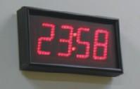 digital väggklocka ub440