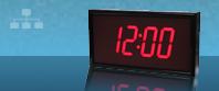 synkroniserad klocka