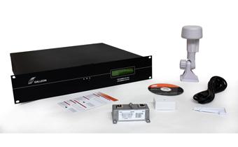 Vad levereras med TS-900-GPS nätverkstidserver