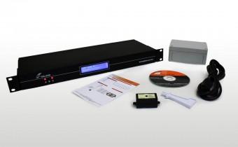 Vad ingår med NTS 4000 MSF NTP-server