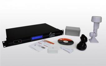 Vad ingår i NTS 6001 dubbla NTP-server