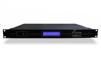 Dual NTP Time Server NTS-6001-GPS-MSF