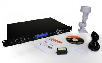 Vad ingår med NTS 6002 GPS NTP-server