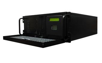Vad ingår med NTS 8000 GPS NTP-server